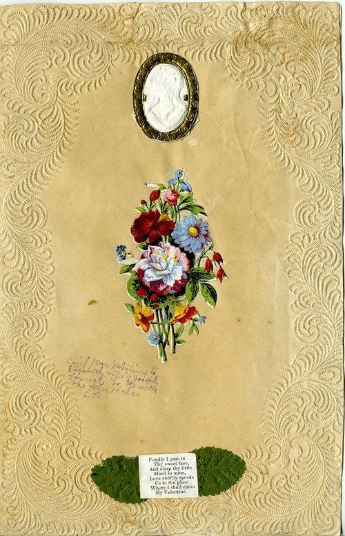 Civil War Valentine - Page
