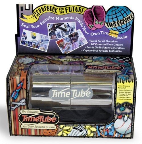 Millennium time capsule - Page