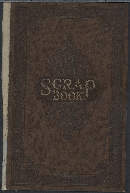 Mary Mildred McNerny Lykins' scrapbook - Page