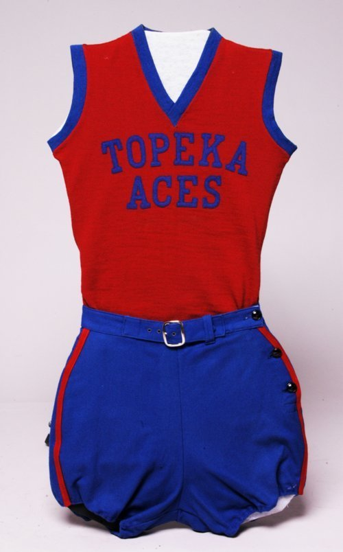 Topeka Aces uniform - Page