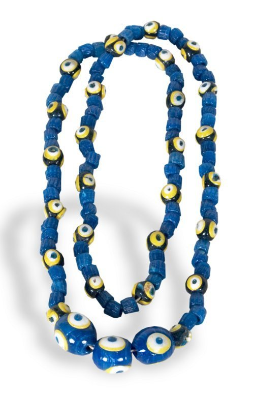 Evil Eye necklace - Page