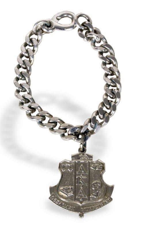 Alpha Kappa Alpha bracelet - Page
