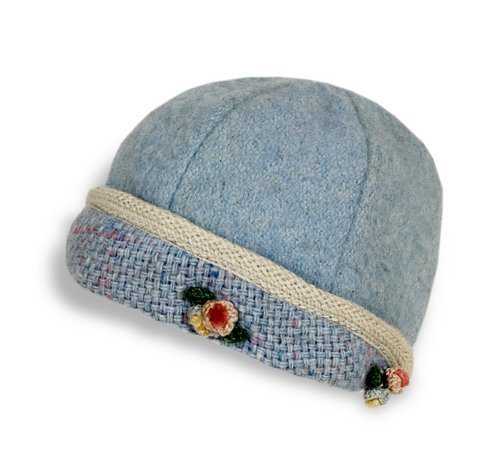 Girl's cloche hat - Page