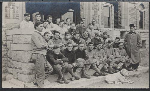 St. Mary's football team, St. Marys, Kansas - Page