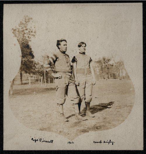 St. Mary's football, St. Marys, Kansas - Page