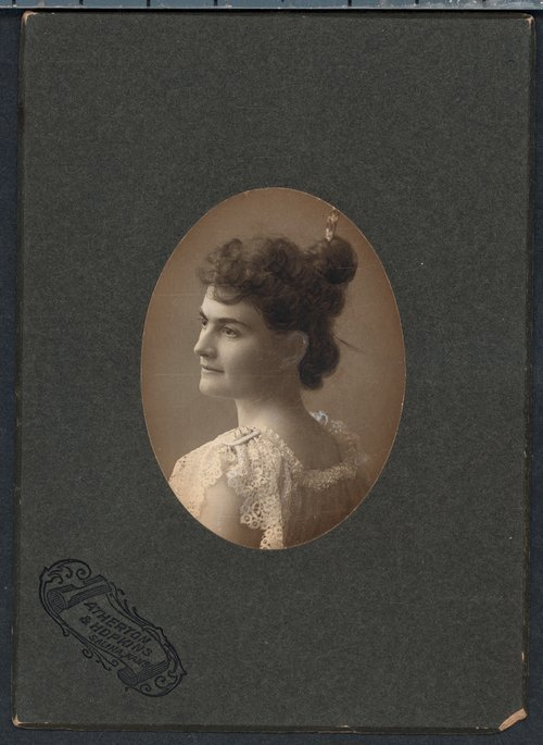 Lorraine (Lizzie) Elizabeth Wooster - Page