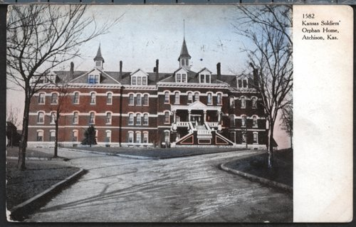 Soldiers' Orphans Home in Atchison, Kansas - Page