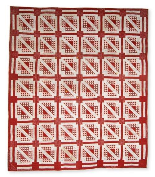 Primrose Path quilt - Page