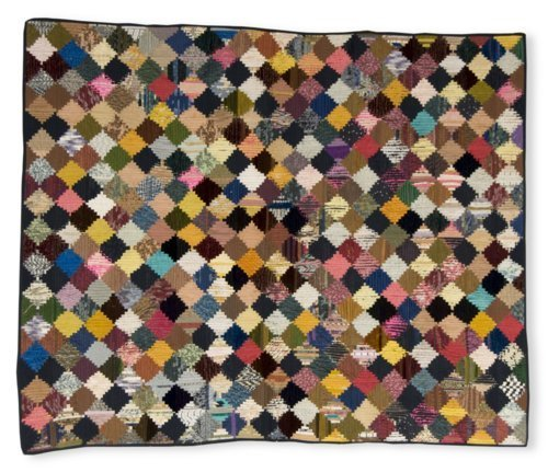 Courthouse Steps Log Cabin quilt - Page