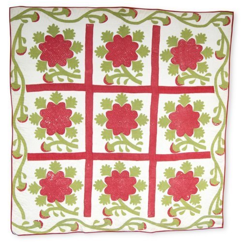 Applique quilt - Page