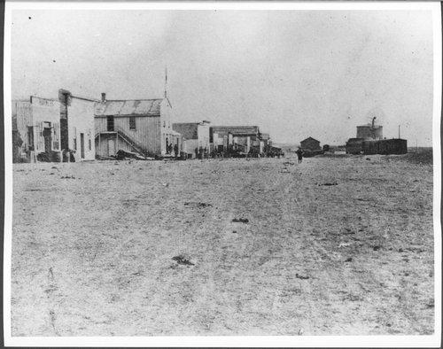 Santa Fe Trail in Dodge City, Kansas - Page