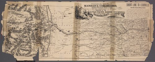 The Golden Belt Route of the Kansas Pacific Railway - Page