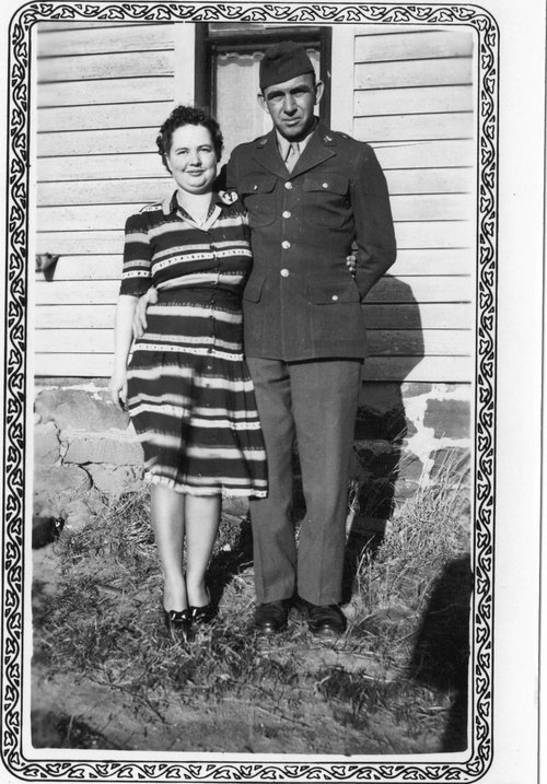 Carrol Victor and Floriene Olive Graham Christian - Page