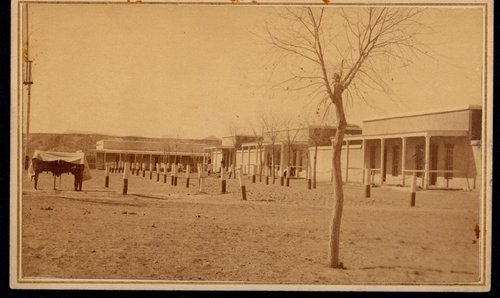 Fort Selden, New Mexico - Page