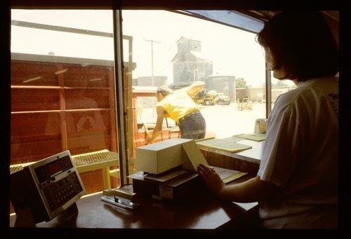 Solomon grain elevator, Solomon, Kansas - Page