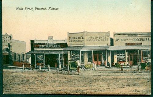 Victoria, Kansas - Page