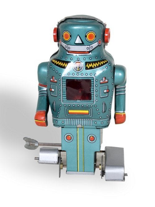 Robot mechanical toy - Page