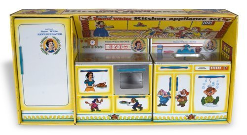 Snow White kitchen set - Page
