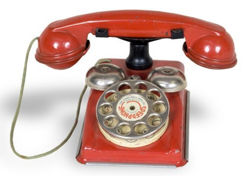 Toy telephone - Page
