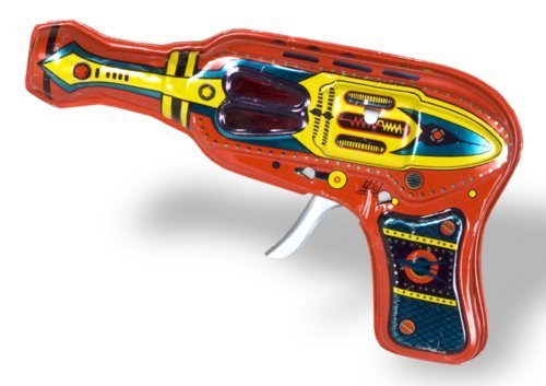 Toy ray gun - Page