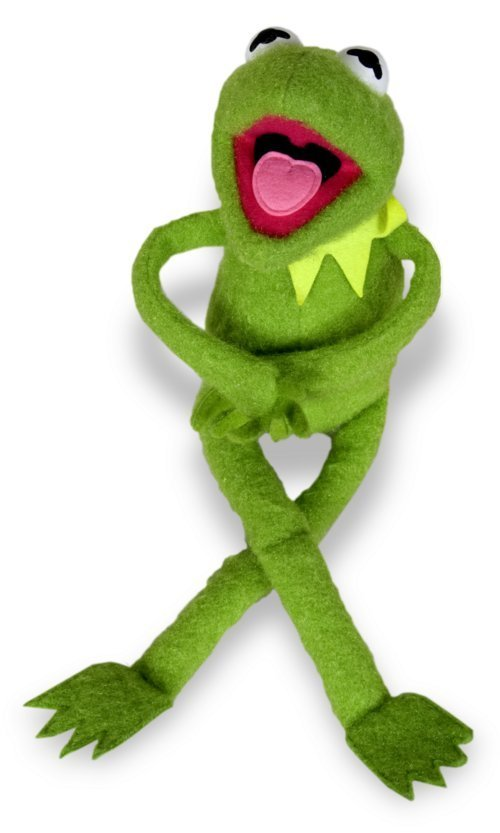 Kermit the Frog stuffed toy - Page
