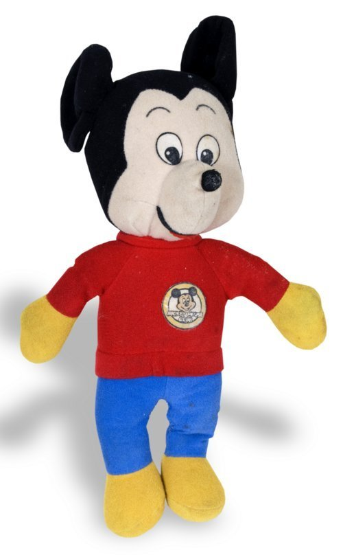 Mickey Mouse stuffed toy - Page