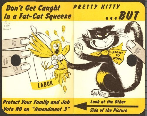 Don't get caught in a fat-cat squeeze - Page