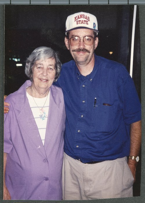 Mary McNerney Lykins and Dan Lykins - Page