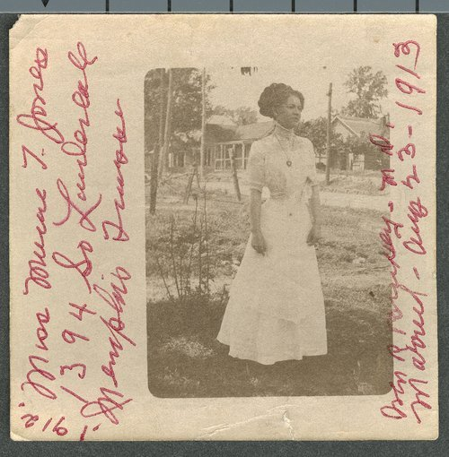 Minnie Jones Brinkley - Page