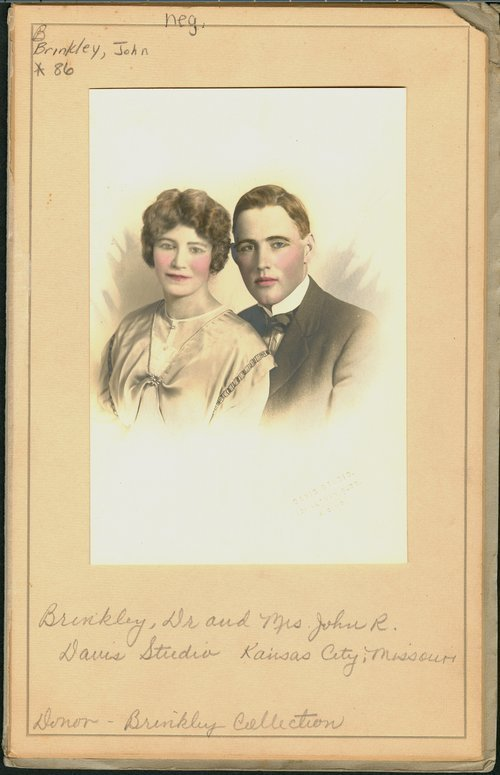 John R. and Minnie Brinkley - Page