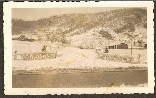 John R. Brinkley's farm near Tuckaseege, North Carolina - Page