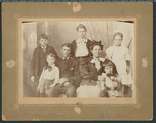 John Russell Rathbun family - Page