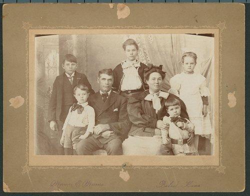 John Russell Rathbun family - Page