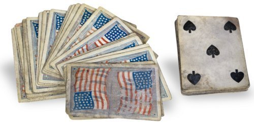 34-star American flag playing cards - Page