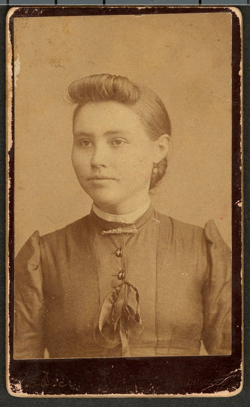 Flora May Billings - Page