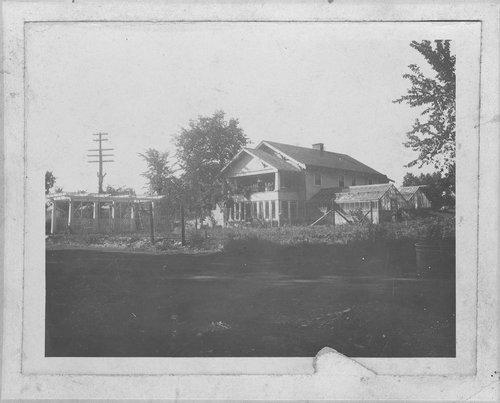 Flora Billings Rathbun's house in Beloit, Kansas - Page