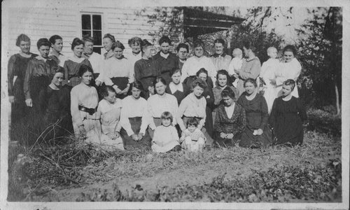 Red Cross training program in Mitchell County, Kansas - Page