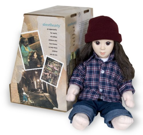 Streethearts doll - Page