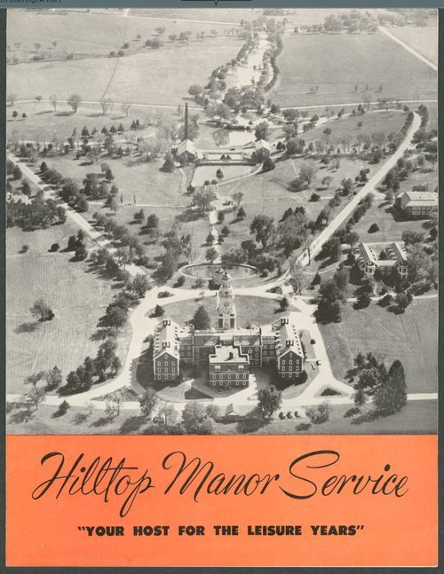 Security Benefit Association, Hilltop Manor, Topeka, Kansas - Page