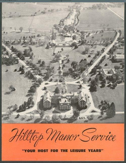 Security Benefit Association, Hilltop Manor, Topeka, Kansas - Page
