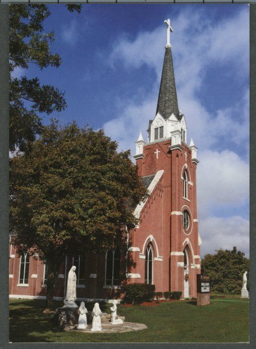 Saint Bridget Catholic Church, Scammon, Kansas - Page