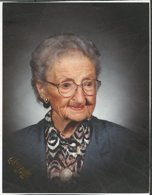 Mary Gertrude Girder Goddard - Page