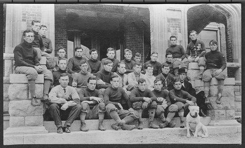 St Mary's football team, St. Marys, Kansas - Page