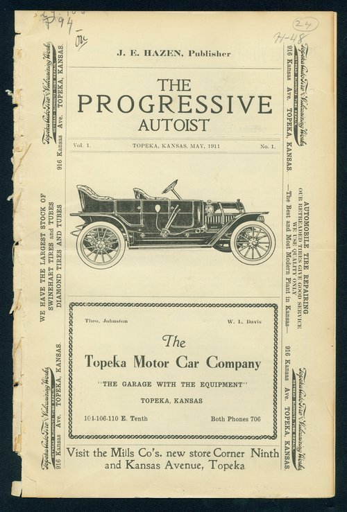 The progressive autoist - Page