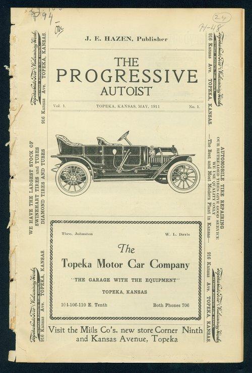 The progressive autoist - Page