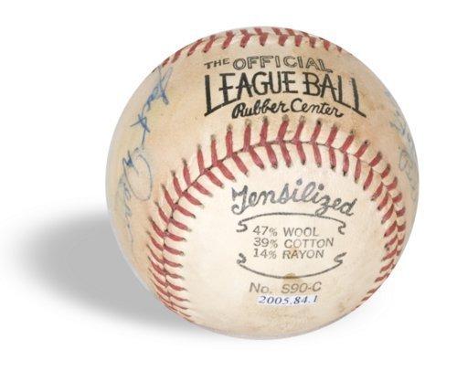 Autographed baseball - Page