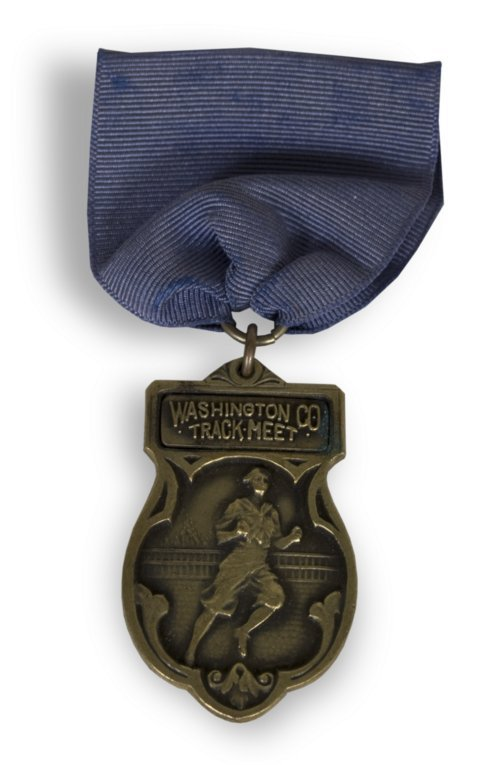 Track meet medal - Page