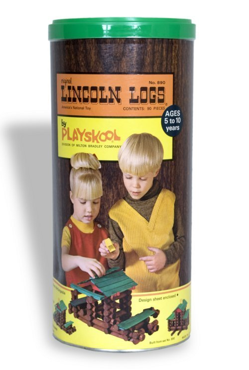 Lincoln Logs - Page