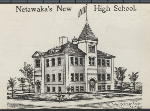 Netawaka's new high school - Page