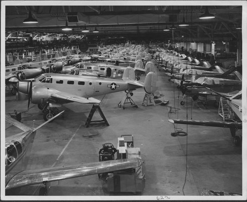 Beech Aircraft Corporation, Wichita, Kansas - Page